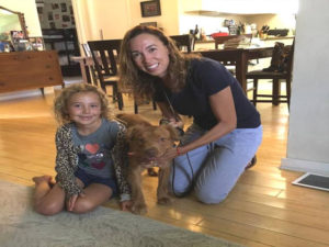Curry is going to have so much fun with her new family!